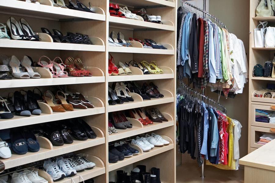 Одежда и обувь с доставкой на дом